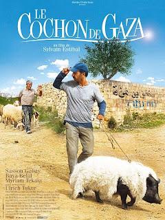 Un Cerdo en Gaza (2013)