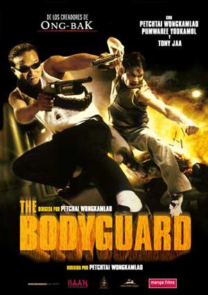 The Bodyguard บอดี้การ์ดหน้าเหลี่ยม