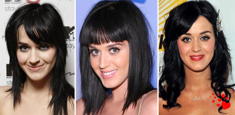 katy perry cabelo3 O cabelo da Katy Perry