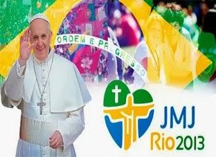 Administração Apostólica presente na JMJ Rio - 2013