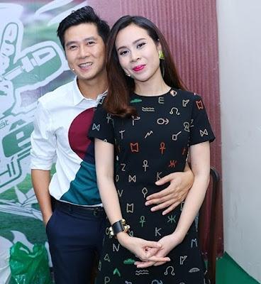 Vợ chồng Hồ Hoài Anh - Lưu Hương Giang