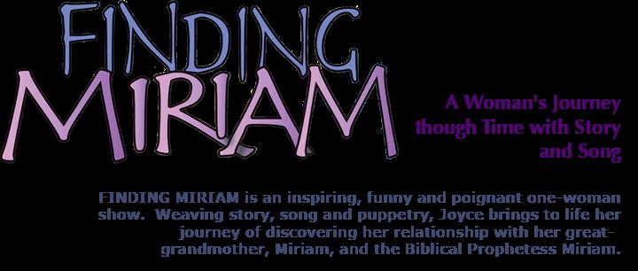 Finding Miriam