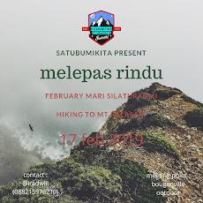 Event Sabuki : Hiking Ke Gunung Palasari (tektok), 17 Februari 2019