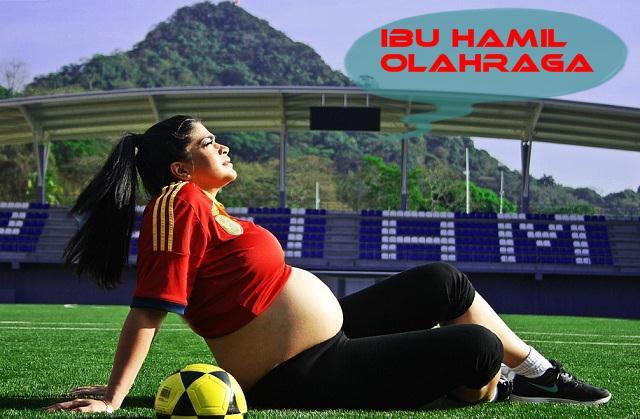 Senam Olahraga Untuk Ibu Hamil