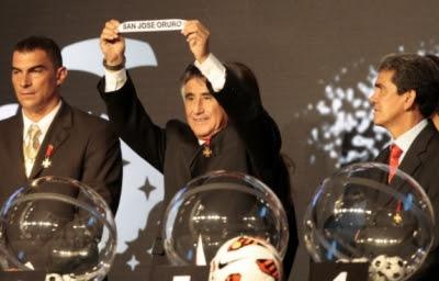 Rivales de Tijuana y Toluca Copa Libertadores 2013