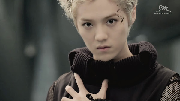 EXO Luhan Wolf