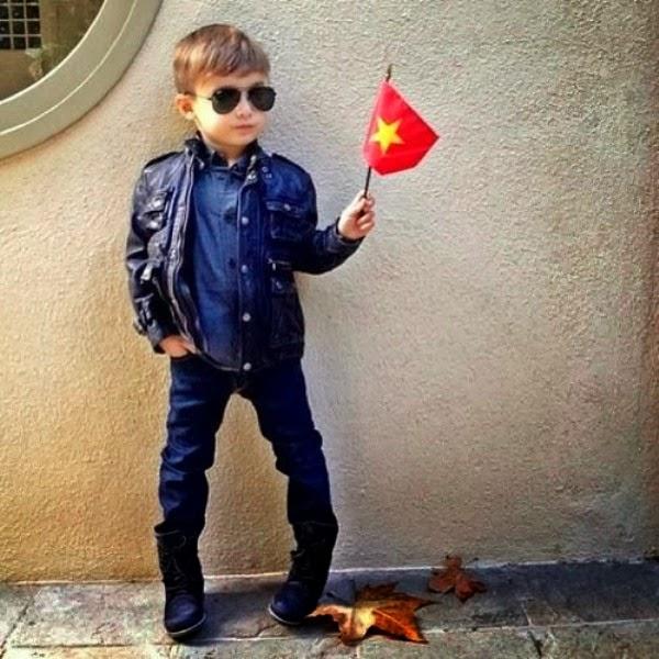Download foto anak laki-laki modis keren cool