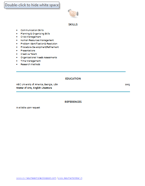 file info functional resume volumetrics co sample of functional resume with no experience sample of functional - Sample Resume Education Program Coordinator
