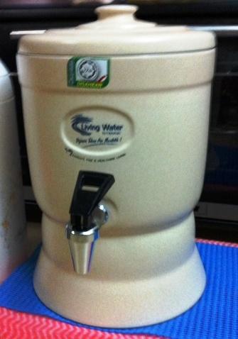 Claytan water dispenser 6l