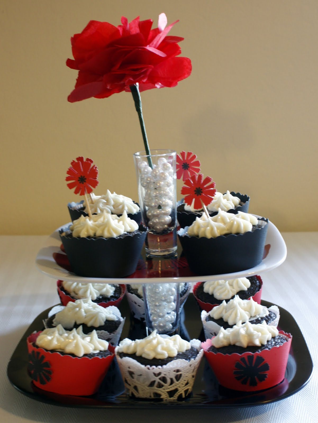 iDo It Myself Wedding Cupcake Craze Part 3 of 3 DIY