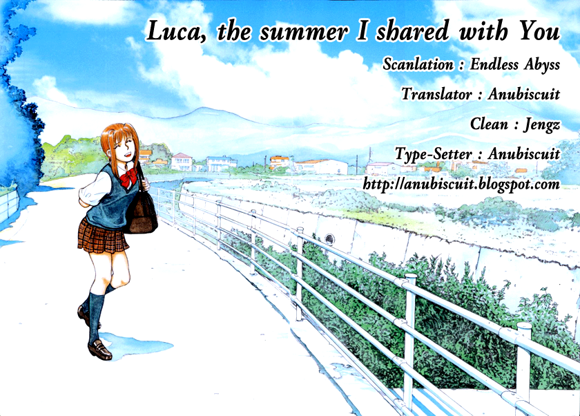 Luca the summer I shared with You 21 TH Winter's Children  หน้า 28