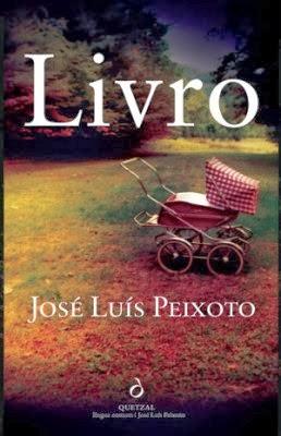Livro, José Luís Peixoto
