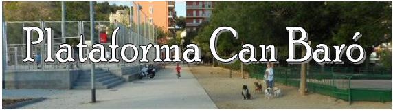 Plataforma Can Baró - Preservem el Poliesportiu i la zona verda i d'oci!