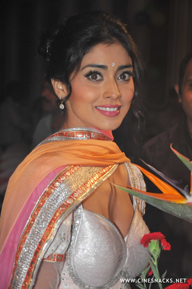 Shriya Saran in HOT Suit