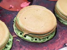Salon du Chocolat - Sadaharu Aoki - Macaron gaufre