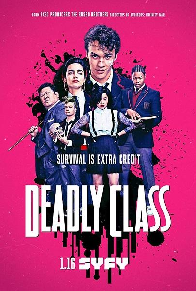 Clase Letal (Deadly Class) (2019) online
