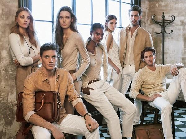Massimo Dutti NYC colección limitada primavera verano 2015