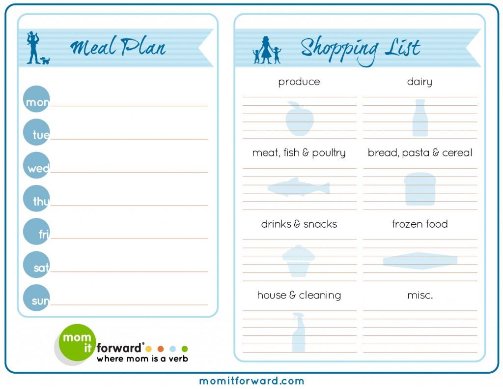 Organizadores Imprimibles para Descargar Gratis. - Mabel\'s Kitchen
