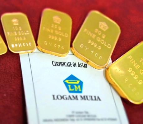Investasi Emas Secara Kredit Dana Emas