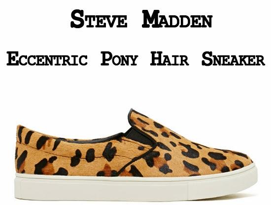 Steve Madden Eccentric Piny Hair Sneaker
