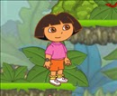 Dora In The Jungle Games
