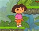 Dora In The Jungle Games