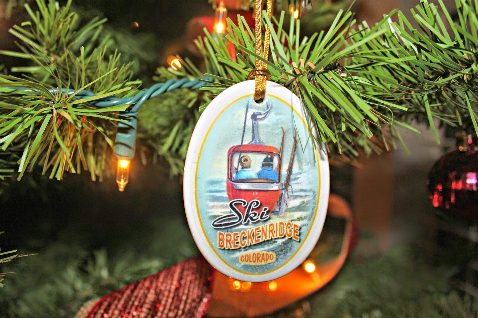 Christmas Tradition, Skiing