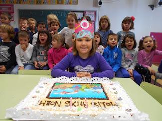 Na Noemi ja té 5 anys!!