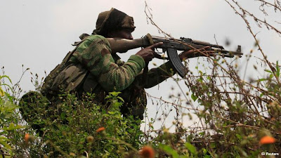 Rebeldes criam Estado dentro do Estado na República Democrática do Congo