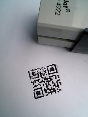 Cool QR Code Inspired Products and Designs (15) 4