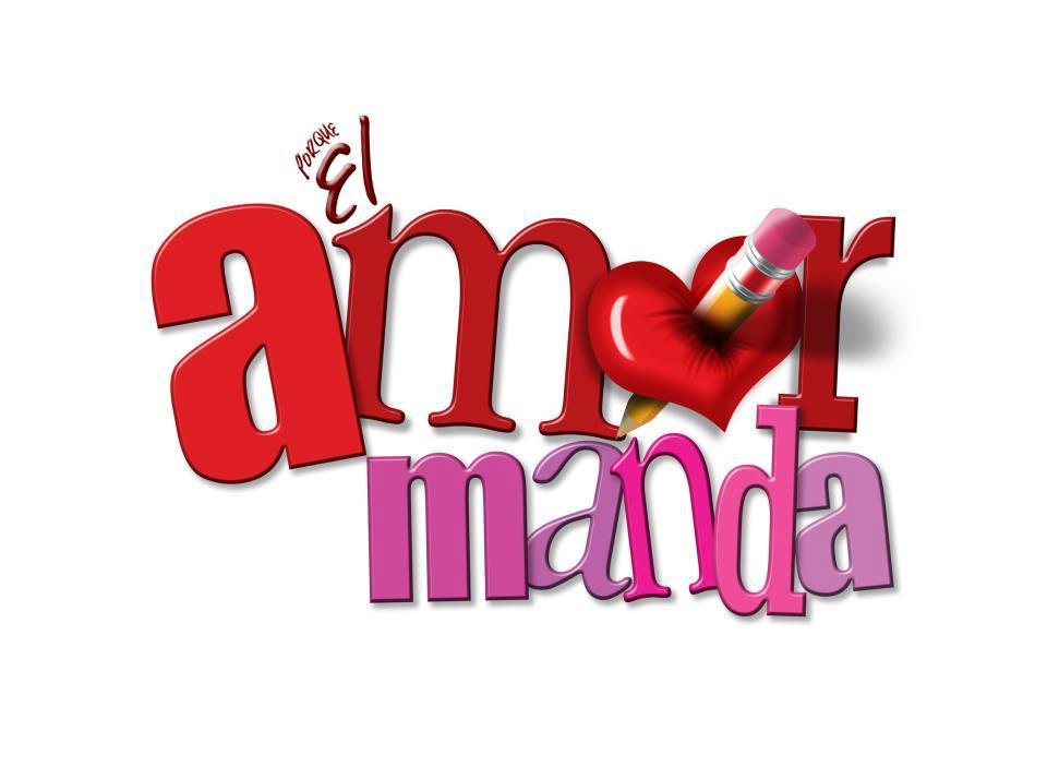 PORQUE EL AMOR MANDA