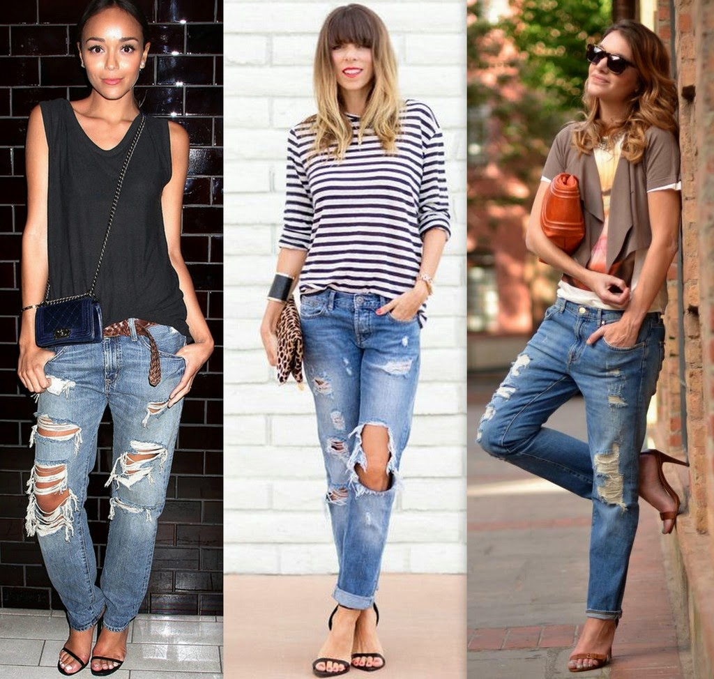 It's My Sweet Escape: Current Obsession : Distressed jeans