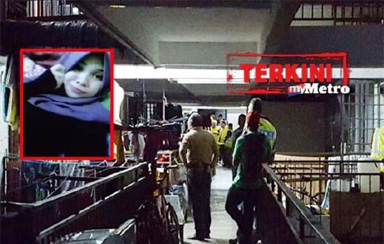 Pelajar tingkatan 5 ditemui mati dalam bilik tidur dengan kesan kelar di leher