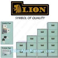 Filling Cabinet Lion