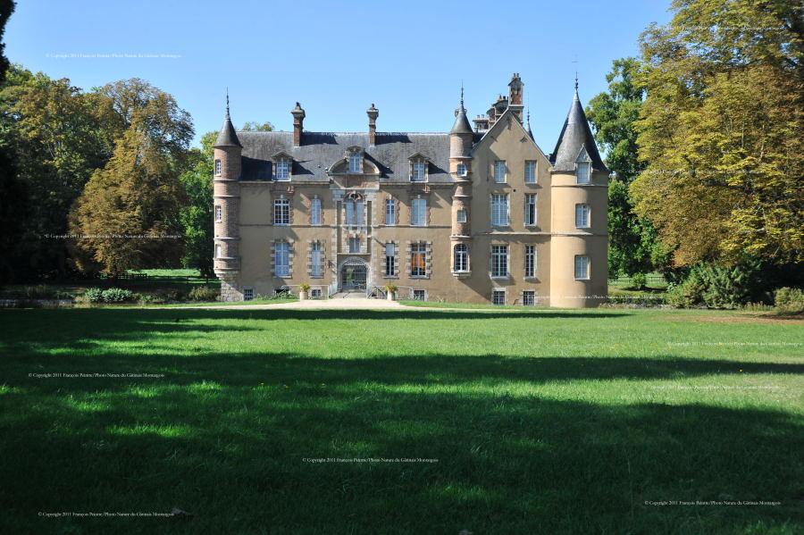 Château de Lorrez le Bocage