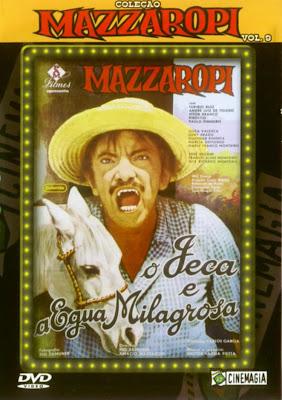 Mazzaropi: O Jeca e A Égua Milagrosa - DVDRip Nacional