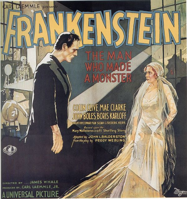 http://www.in-nuce.com Frankenstein's romantic side