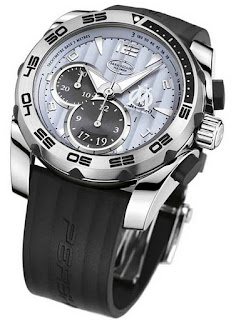 Montre Parmigiani Pershing Chronographe Olympique de Marseille OM