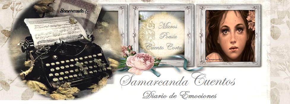 SAMARCANDA CUENTOS- Ángeles Platas