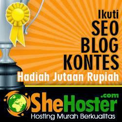 Web Hosting Murah Berkualitas SheHoster.com