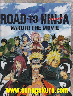 "Naruto The Movie 6 "" Road to Ninja "" Sub Indonesia"