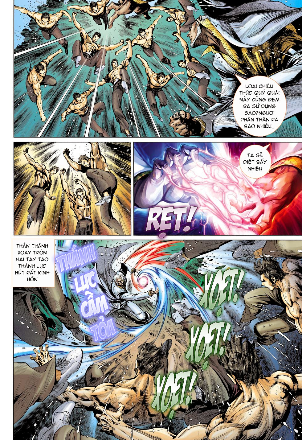Thần Binh 4 chap 26 - Trang 27