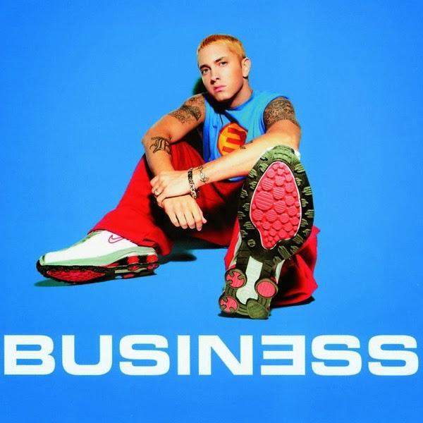 Eminem - Business - EP  Cover