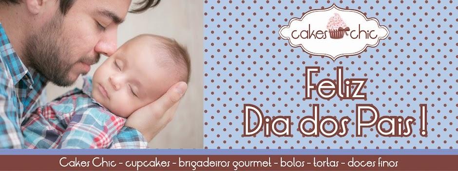 Cakes Chic - cupcakes, brigadeiros gourmet, tortas, bolos e doces finos