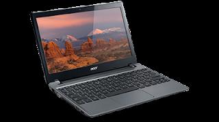 Acer C710-2847 Chromebook Review screenshot 1