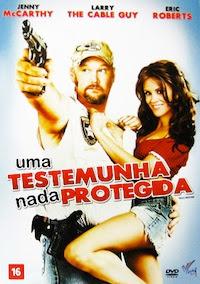 Filme Poster Uma Testemunha Nada Protegida DVDRip XviD Dual Audio & RMVB Dublado