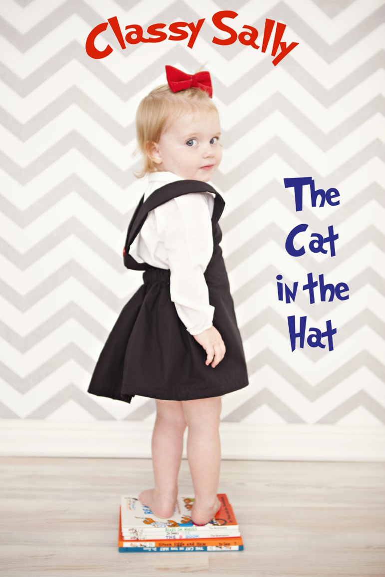 Cat In The Hat Sally Costume Ideas | galleryhip.com - The Hippest ...
