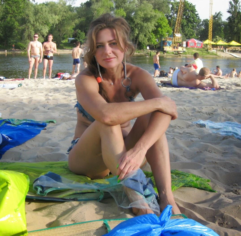 волейболистка и дизайнер Наталья