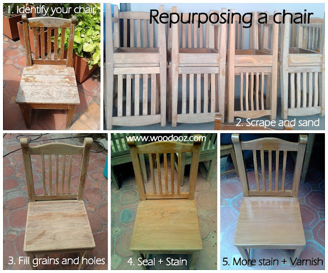 How to refinish your furniture