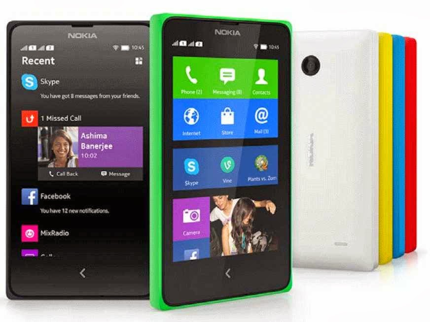 Nokia's First Android Phone launched in India with price Rs. 8500
